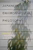 Japanese Environmental Philosophy