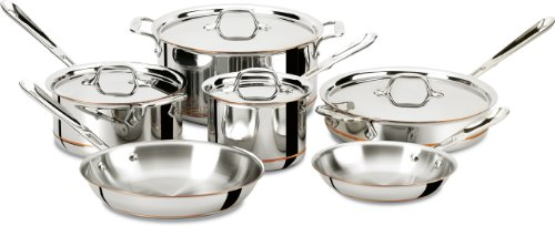 All-Clad Copper Core Cookware Set review
