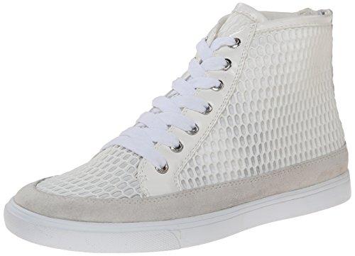 NINE WEST Damen-Sneaker Bachney, Weiá (Weiß/Weiß/Weiß), 39.5 EU