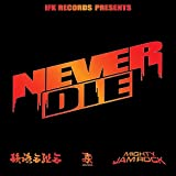 NEVER DIE (feat. MIGHTY JAM ROCK) / 韻踏合組合