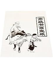 ROSENICE Rijstpapier Xuan Papier Chinese kalligrafie Sumi Schilderij praktijk 30 vellen