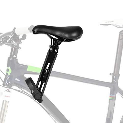 Life up Kinderfahrradsitz Für Mountainbikes Vorne Montierte Fahrradsitze Tragbarer Abnehmbarer Vorneliegender Fahrradsitz Für Kinder Von 2 Bis 5 Jahren Und Bis Zu 48 Pfund (Kinderfahrradsitz)