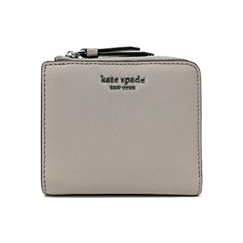 Kate Spade New York Cameron L-Zip Bifold Wallet Soft Taupe