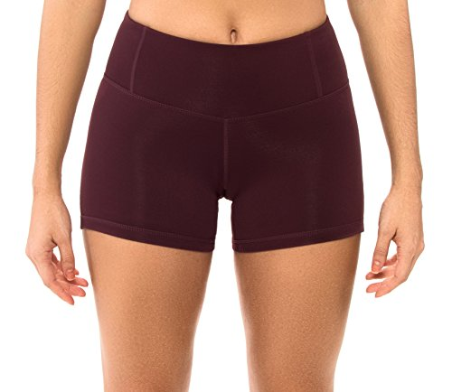 Body Glove Damen Get Shorty Performance Fit Short Bikini, rot, S