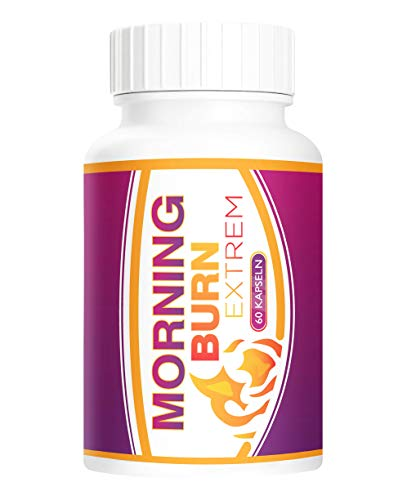 Adema Nutrition by Adema Natural Morning Burn Original Capsules Extreme for Men and Women - Keto High Dose & Vegan - Energy - Fast & Strong
