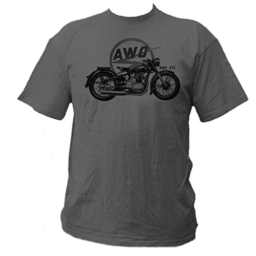 AWO T-Shirt -Darkgrey- (M)