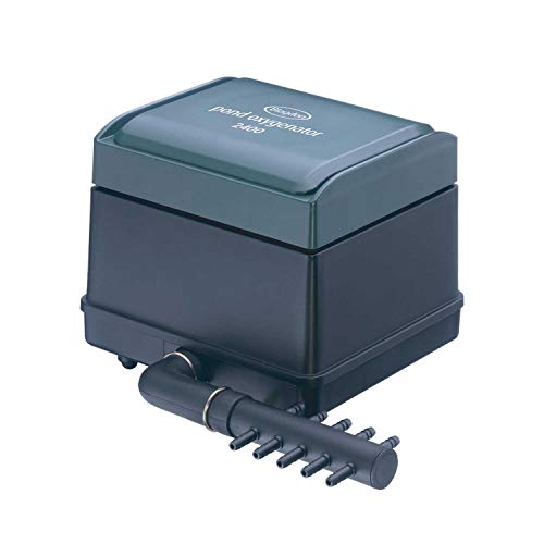 Blagdon Pond Oxygenator 2400, 10 Outlet Air Pump for Koi Ponds Up to 7,500...