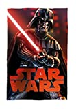Sun City Star Wars Darth Vader Kinder Fleece-Decke 150 x 100 cm