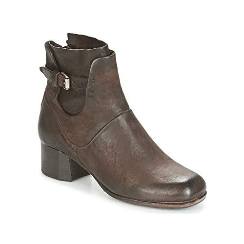 AIRSTEP/A.S.98 Este Botines/Low Boots Mujeres Marrón/Chocolate - 40 - Botas de caña Baja