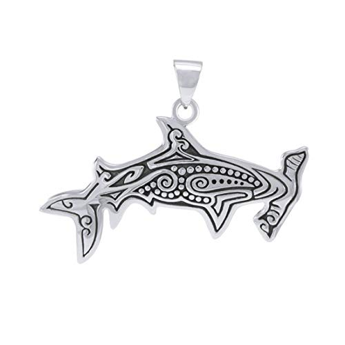 Colgante Tiburón Martillo Aborigen