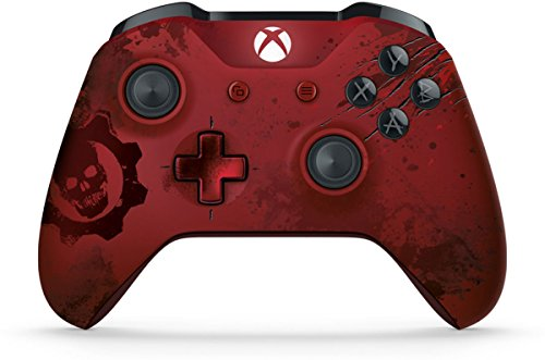 Gears of War 4 Crimson Omen