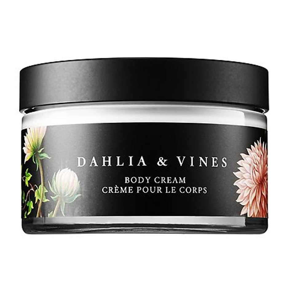 生理パーク博物館Nest Dahlia & Vines (ネスト ダリア&ヴァイン) 6.7 oz (200ml) Body Cream (ボディークリーム) for Women