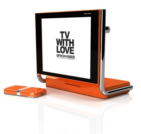 Brionvega Alpha TV LCD DVB-T 19