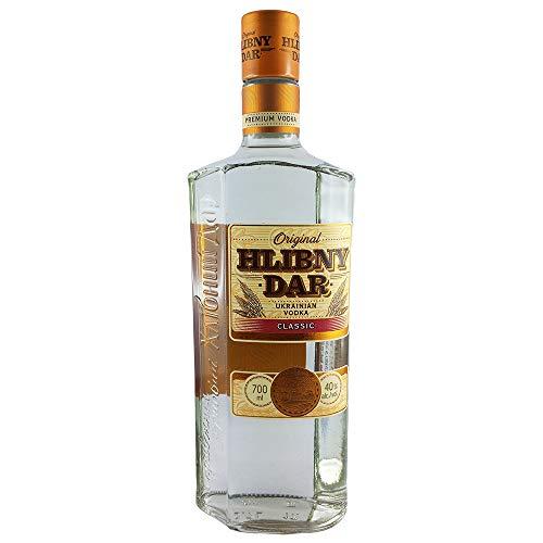 Vodka Hlebnij Dar Classic 0,7L ukrainischer Wodka Chlebnij Dar