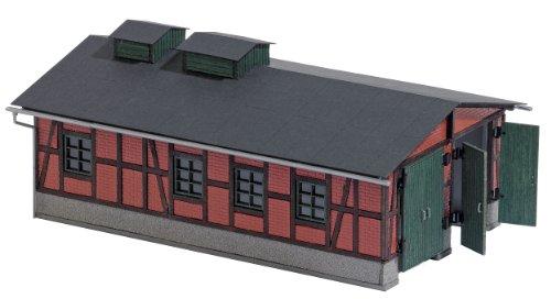 Busch 1475 - Lokschuppen für Grubenbahnen