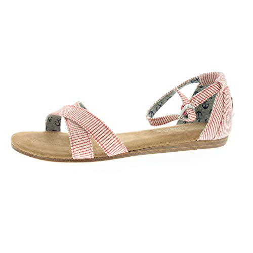 Toms. Schoenen voor meisjes sandalen Red Multi 10007553