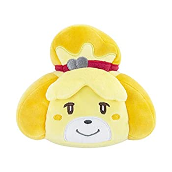 Club Mocchi Mocchi Club Mocchi Mocchi Nintendo Animal Crossing Isabelle Plush Stuffed Toy 6-Inch