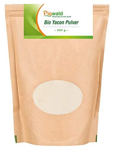 BIO Yacon Pulver - 500g