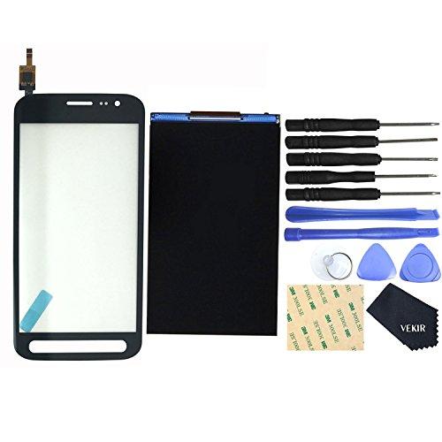 VEKIR LCD Anzeige Panel Ersatz + Touch Panel Ersatz Display für Samsung Galaxy Xcover 4 G390F