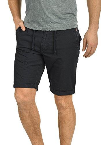 Blend Claudio Chino Pantalón Corto Bermuda Pantalones De Tela para Hombre de 100% Algodón Regular-Fit