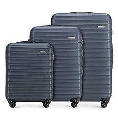 Stabiler Koffer-set