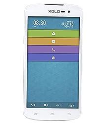 XOLO Omega Mobile Phone,5.5-Inch (White)