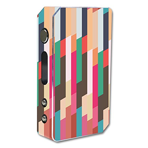 MightySkins Skin Compatible with Pioneer4You iPV3 Li 165W – Crazy Stripes | Protective, Durable, and Unique Vinyl Decal wrap Cover | Easy to Apply, Remove, and Change Styles | Made in The USA