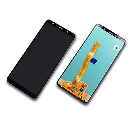Samsung Galaxy A7 (2018) SM-A750F Display-Modul Screen + Digitizer schwarz Black GH96-12078A