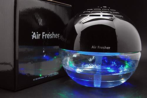 aspira Lura Lufterfrischer - geräuscharmer Luftbefeuchter mit LED Farb-Effekten - frischer Raumduft