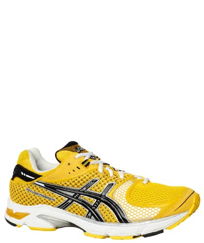 Asics Gel DS Trainer 16–Yellow Black Amarillo amarillo Talla:44 EU