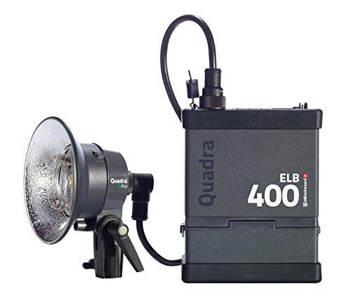 Elinchrom Quadra ELB 400, Een professionele kop (One Pro Head), zwart