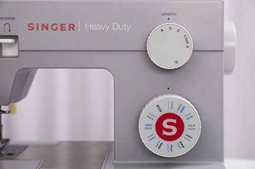 Singer Heavy Duty 4423 Sewing Machine, grey