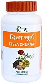 Divya Gashar Churna For Stomach Gas Problem 100gm