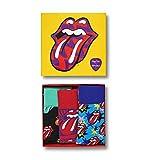 Happy Socks - Rolling Stone Collab, Box Set Black, 41-46 EU