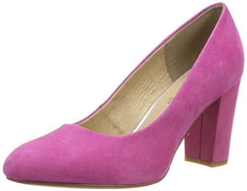s.Oliver Damen 5-5-22408-22 532 Pumps, Pink (Fuxia 532), 39 EU