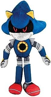 Sonic the Hedgehog 8-Inch Metal Sonic Boom Sonic Plush Toy by Sonic The Hedgehog