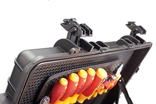 Wiha Werkzeug Set Elektriker Competence XXL gemischt 115-tlg. in Koffer (40524) - 7
