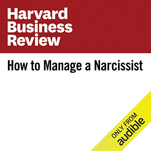 How to Manage a Narcissist cover art