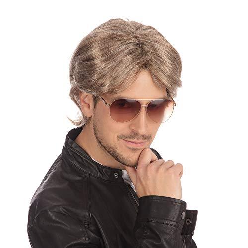 George Michael 80's Male Wig