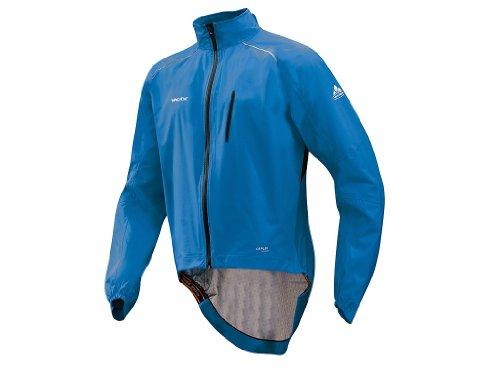 VAUDE Herren Spray Jacket II -Fahrrad Regenjacke, Größe:S;Farbe:Blue