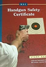 Handgun Safety Certificate - Study Guide