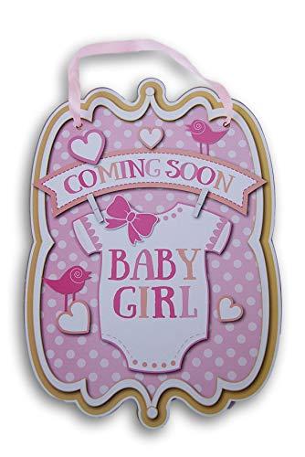 Forum Novelties Baby Girl Coming So…