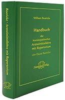 Handbuch der homoeopathischen Arzneimittellehre mit Repertorium: Arzneimitttellehre und Repertorium in einem Band