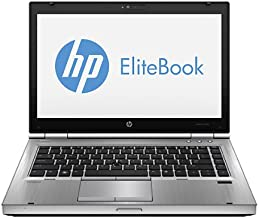 HP EliteBook 8470p Intel Core i5 3230M(2.60GHz) 4GB Memory 500GB HDD 14.0in Notebook Windows 7 Professional 64-bit (Renewed)