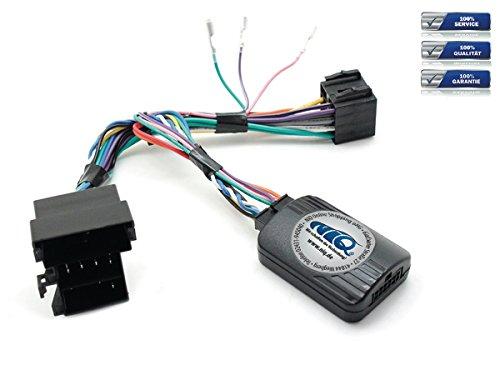 NIQ Adaptateur de commande au volant CAN-BUS pour autoradio Pioneer - Compatible avec Alfa Romeo 147 / GT