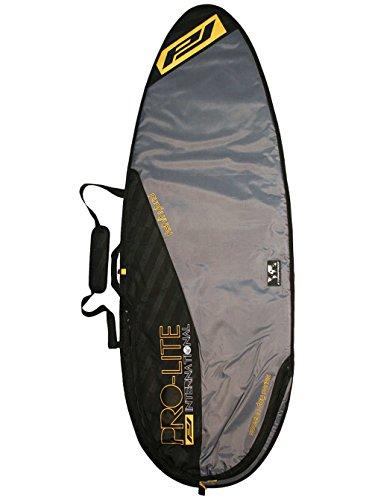 ProLite Funda para Tabla de Surf, Silver/Lime, 6'10 pouces