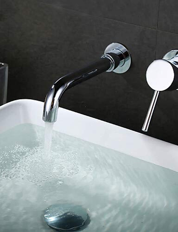 Mainstream home LPZSQ Tap Bathroom Sink Faucets Contemporary Brass Chrome  21
