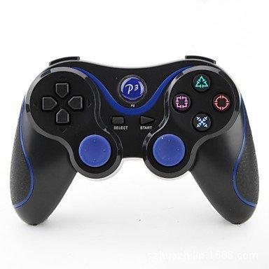 Manette PS3 Manette Bluetooth PS3 Manette de jeu PS3 Manette PS3 sans fil double vibration