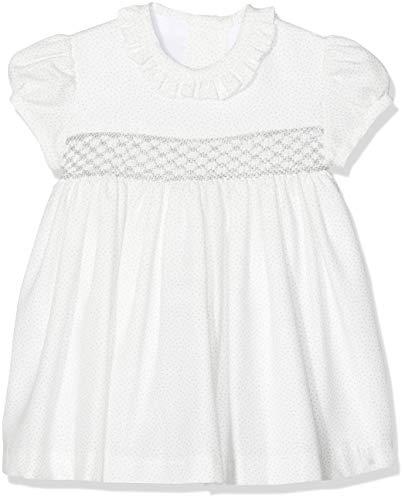 Rigans Vestido Nido BB Paris Puntos Traje para la Nieve, Blanco (Blanco 477), 86 (Tamaño del Fabricante:24) para Bebés