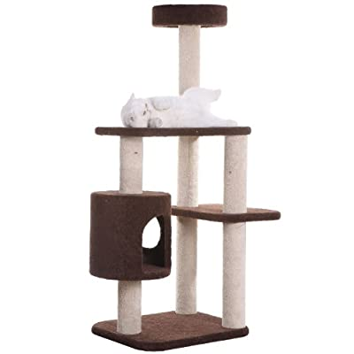 Cat Tree Armarkat 2013 Carpeted Cat Tree... [tag]